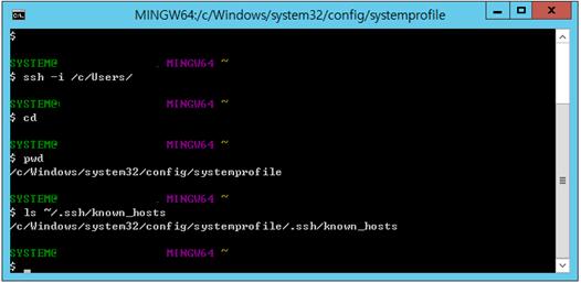 Setup rsync server over SSH on Windows Server 2012 easy way
